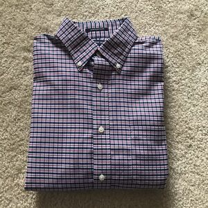 Lands' End No Iron Oxford